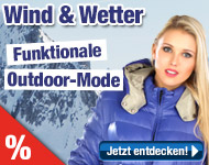Funktionale Outdoor-Mode f�r den Winter