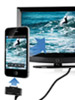 auvisio HDMI-Video-Adapter 1080p f�r iPhone & iPad am LCD-TV/ Beamer