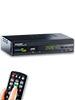 Digitaler pearl.tv HD-Sat-Receiver DSR-395U.SE mit Full-HD-Player
