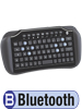 "Mini-Bluetooth-Tastatur QWERTZ mit Touchpad ""MFT-380.mini"""